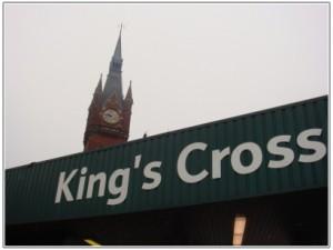 キングクロス駅