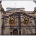 バッキンガム宮殿の正門