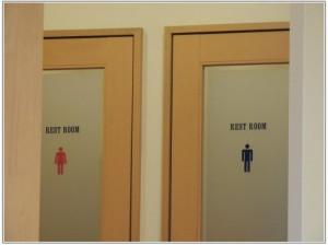 ロンドンの公衆トイレは有料